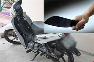 Hà Nội: Nam thanh niên 9X ép tài xế nhảy xuống giếng để cướp xe máy