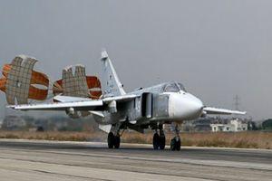 Nga tuyên bố 'sẽ tiêu diệt hết khủng bố' ở Syria