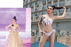 Hé lộ nhan sắc các thí sinh đầu tiên tại Hoa hậu Bản sắc Việt Toàn cầu 2018