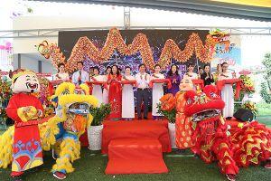 Khánh thành trường Mầm non Phú Đông Lotus Kindergarten