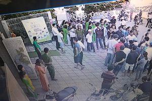 Đà Nẵng: Một trường mầm non bị côn đồ ngăn không cho khai giảng