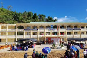 Quảng Nam đầu tư hàng trăm tỷ đồng cơ sở vật chất trường học năm 2018 - 2019