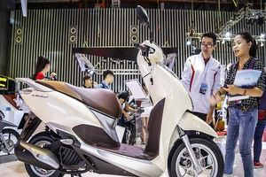 Dự kiến năm 2020, xe máy phải dán nhãn năng lượng