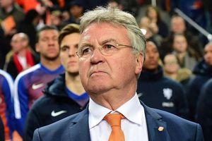 LĐBĐ Trung Quốc chuẩn bị bổ nhiệm HLV Guus Hiddink