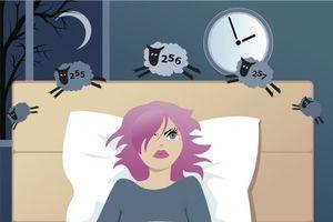 Công thức tự nhiên điều trị chứng mất ngủ