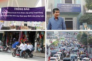 Tin tức Hà Nội 24h: Nhiều thông tin bất ngờ vụ trường bị đổ gạch, cát; dự kiến thu phí xe vào nội đô