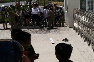NÓNG: Bắt 2 nghi can vụ nổ súng cướp ngân hàng ở Khánh Hòa