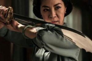 'Đả nữ huyền thoại' Dương Tử Quỳnh tái xuất trong 'Diệp Vấn 4'