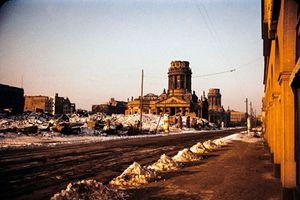 Ảnh khó quên về Berlin thập niên 1950, khi chưa có Bức tường Berlin