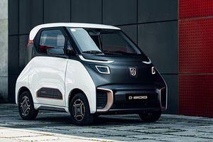 Cận cảnh ôtô điện Baojun E200 giá chỉ hơn 200 triệu đồng