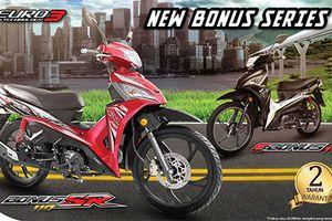 Ra mắt xe máy SYM E Bonus 110 mới giá 21 triệu đồng