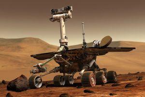 'Đánh thức' xe tự hành sao Hỏa
