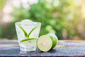 Dùng nước chanh lạnh kiểu này sẽ giúp giảm cân quá đỗi thần tốc, mỡ thừa cứ thế bay vèo vèo!