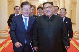 Ông Kim Jong-un tái cam kết giải giới hạt nhân