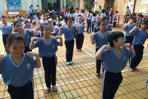 Chương trình tích hợp: Không được gây quá tải cho học sinh