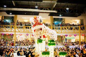 33 đội dự Cuộc thi Lân sư rồng Quốc tế tại Đà Nẵng