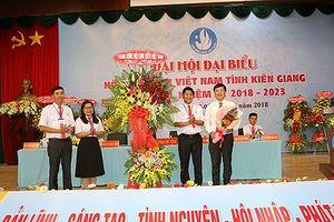 Hội SVVN tỉnh Kiên Giang phải là người bạn gần gũi của sinh viên
