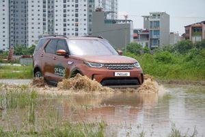 Trải nghiệm vượt mọi địa hình với Land Rover Discovery thế hệ mới