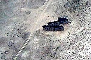 Bí ẩn đội tàu biển bỏ hoang giữa sa mạc