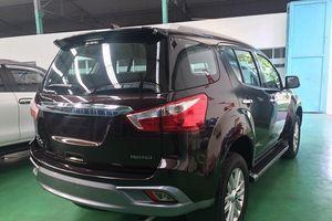 Isuzu mu-X nâng cấp lộ giá bán 'rẻ bèo', quyết đấu phân khúc SUV 7 chỗ