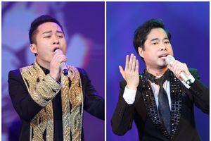 Ngọc Sơn, Tùng Dương bật khóc trên sân khấu 'Ơn nghĩa sinh thành 2018'
