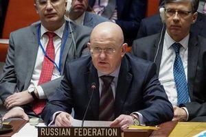 Nga kêu gọi Mỹ tiết lộ loạt mục tiêu định tấn công tại Syria