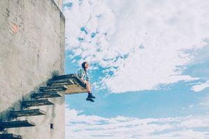Canh góc máy thật chuẩn để chụp 'nấc thang lên thiên đường' mới nổi ở Hội An