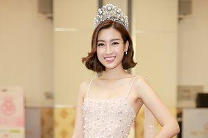 Đỗ Mỹ Linh: 'Tôi muốn đội vương miện hoa hậu thêm vài năm nữa'