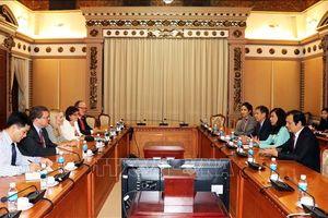 Thành phố Hồ Chí Minh đẩy mạnh hợp tác giáo dục với bang Hessen, Đức