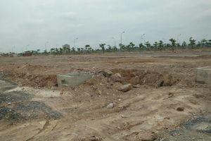Cán bộ Trung tâm Phát triển quỹ đất... 'trục lợi' đất tái định cư