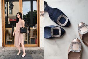 Nhìn cách chọn giày tinh tế của Thu Thảo và Tú Anh mới hiểu vì sao 2 nàng được chồng cưng như thế!