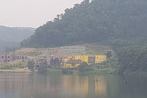 Sóc Sơn - Hà Nội: Đất rừng phòng hộ bị 'xẻ thịt' xây biệt thự - Bài 3: Xã Minh Trí tùy tiện chứng thực mua bán đất rừng phòng hộ