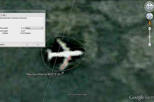 Làm rõ tin 1 công dân Gia Lai khẳng định phát hiện điểm máy bay MH370