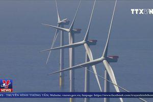 Khánh thành trang trại điện gió lớn nhất thế giới