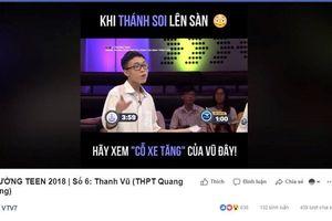 Nam sinh THPT Quang Trung 'gây bão' cộng đồng mạng khi lập luận như 'cỗ xe tăng'