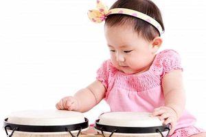 Bật mí cách dạy bé làm quen với âm nhạc đơn giản