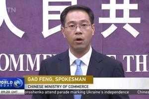 Cuộc chiến thương mại Mỹ - Trung tiếp tục diễn biến căng thẳng