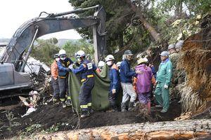Nhật Bản tiếp tục nỗ lực tìm kiếm, cứu nạn sau động đất
