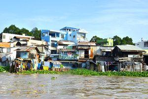 Cần Thơ lên phương án kinh phí di dời hơn 9.300 hộ dân các khu vực sạt lở