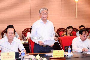 Thẩm tra báo cáo của Chính phủ kết quả thực hiện Nghị quyết số 76 của Quốc hội