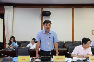 Lãnh đạo Ban Tổ chức Trung ương làm việc với Ban Thường vụ Trung ương Đoàn