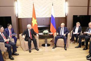 Toàn cảnh ngày thứ hai Tổng Bí thư thăm chính thức LB Nga