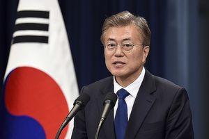 Tổng thống Hàn Quốc muốn hòa bình 'không thể đảo ngược' với Triều Tiên