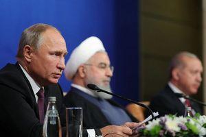 Tổng thống Nga phản đối thỏa thuận ngừng bắn tại Idlib của Syria