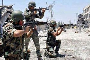 Syria tuyên bố sẽ sớm kiểm soát thành trì cuối cùng của khủng bố