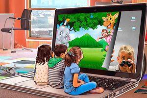 Kaspersky Lab: trẻ nhỏ thích xem video và nghe nhạc online
