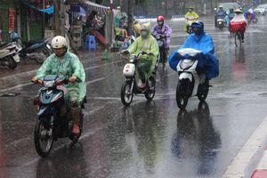 Bắc Bộ và Bắc Trung Bộ mưa lạnh vào cuối tuần