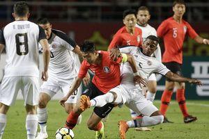 Son Heung-min sút hỏng penalty trong ngày ra mắt tân HLV đội Hàn Quốc