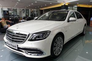 Phan Thành tậu Mercedes-Maybach S450 giá hơn 7,2 tỷ đồng
