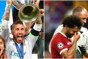 Ramos nói về chấn thương của Salah: 'Lương tâm tôi không hề cắn rứt'